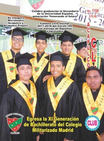 Revista Acapulco Club 1168