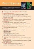 Praxis Sprache - Seite 2