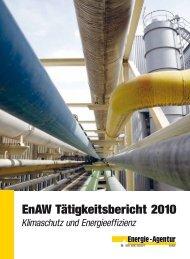 EnAW Tätigkeitsbericht 2010