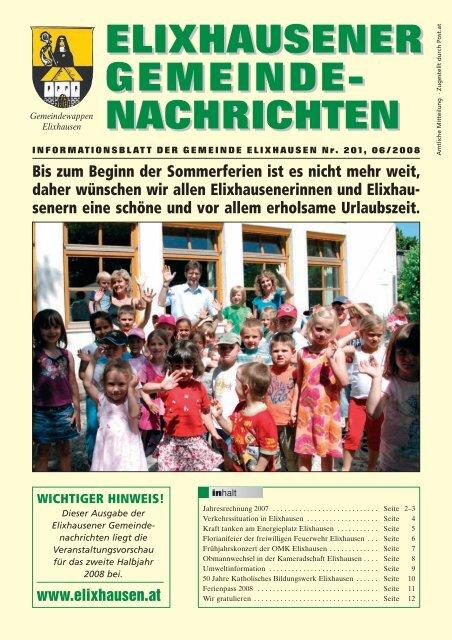 Gemeindetag aus Elixhausen - Radio Salzburg