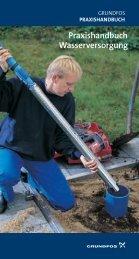 Praxishandbuch Wasserversorgung - kommunalinnovationen.de
