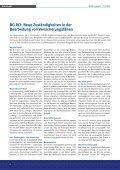 Neue Zuständigkeiten in der Bearbeitung von Versicherungsfällen - Seite 4