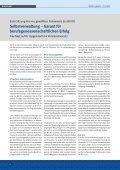 Neue Zuständigkeiten in der Bearbeitung von Versicherungsfällen - Seite 6