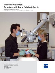 The Dental Microscope: An Indispensable Tool in Endodontic Practice