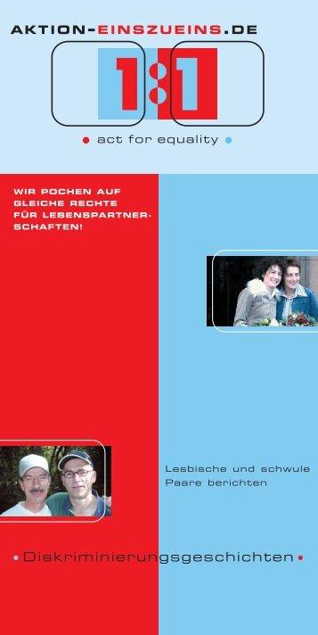 JOIN US! - Lesben- und Schwulenverband in Deutschland