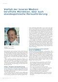 SGIM Bulletin 2-2010 - Schweizerische Gesellschaft für Innere Medizin - Seite 3