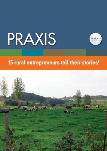 15 rural entrepreneurs tell their stories!