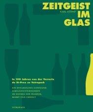 Zeitgeist im glas - Administration