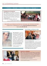 Profi Make-up Ausbildungen - BEAUTY FORUM BÖRSE online