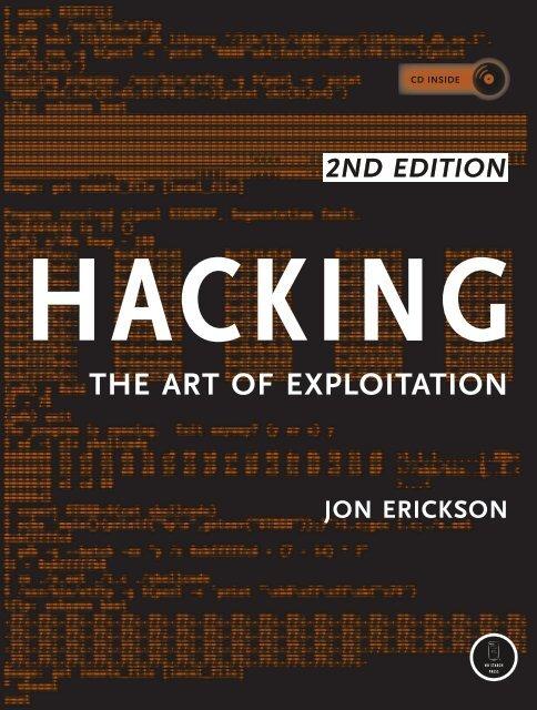 hacking-the-art-of-exploitation