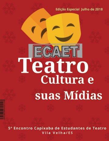 REVISTA ECAET EDIÇÃO ESPECIAL 5º ECAET