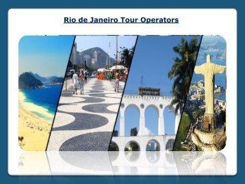 Rio de Janeiro Tour Operators