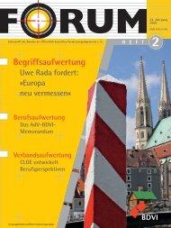 Forum Heftes 2/2006