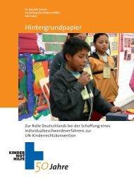Ich verändere die Welt 50Jahre - geRecht in NRW
