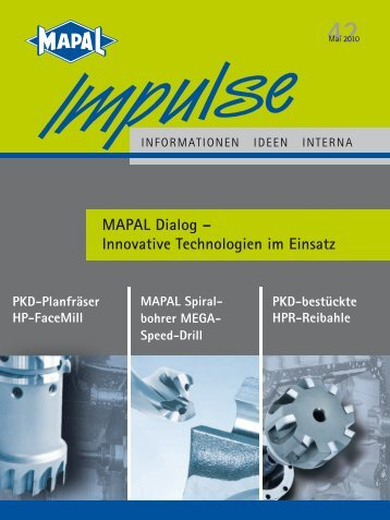 Kundennutzen - Mapal