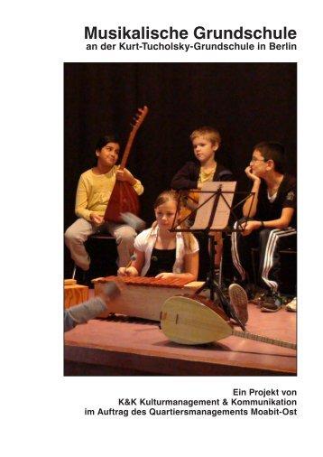 "Dokumentation ""Musikalische Grundschule"" - kultkom.de"