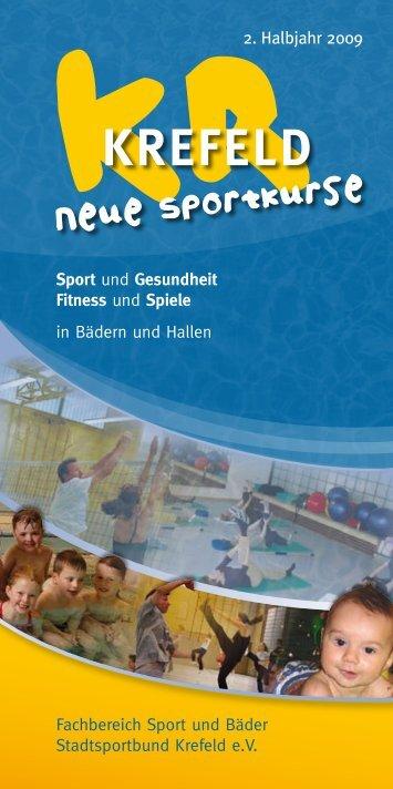 KRKREFELD - Sport in Krefeld