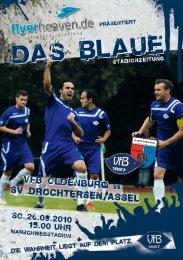 SV Drochtersen/Assel - VfB Oldenburg