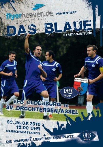 SV Drochtersen/Assel - VfB Oldenburg