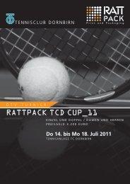 RATTPACK TCD CUP_11 - tennis club dornbirn