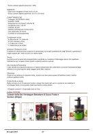 Juissen Estrattore Succo catalogo - Page 4