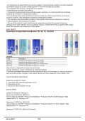 Reverse Osmosis Membranes catalogue - Page 5