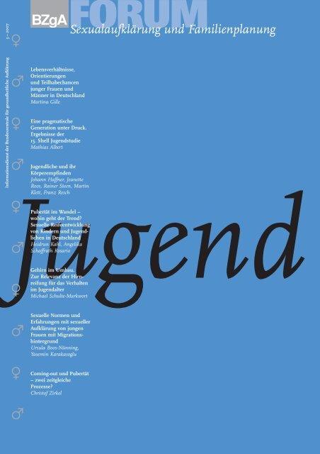 FORUM 3/2007 Jugend - Achim Schad