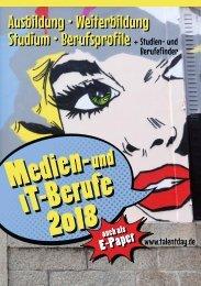 Handbuch Medien- und IT-Berufe 2018