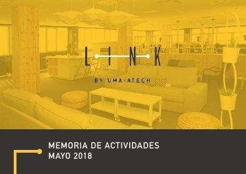 Memoria Mayo 2018