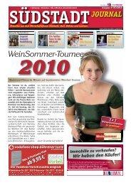 Südstadt Journal 07/2010 - Oldies Hannover