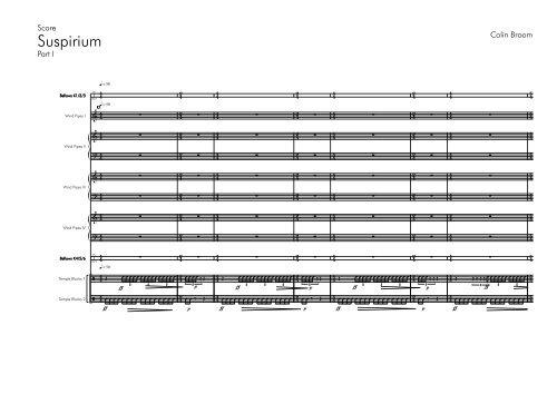 Colin Broom - Suspirium