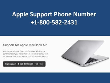 +1-800-582-2431 Apple Support Number