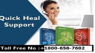 Quick Heal Customer 1800-658-7602 Service Number