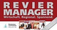 Mediadaten und Preisliste - Regio Manager