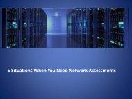 Network Assessment San Francisco