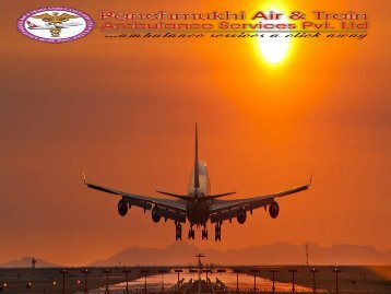 Instant and Top Level Air Ambulance Cuttack with Doctor and Medical Team