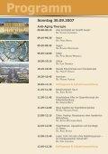 Programm - Arbeitskreise Ästhetische Chirurgie - Seite 6