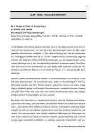 M.V. Singer, A. Batra, K. Mann (Hrsg.) - Arbeitsgemeinschaft ...