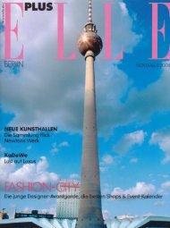 Elle Plus - Perfektes Aussehen - Zahnarzt Berlin