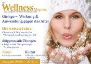 Anti-Aging - Ihr-Wellness-Magazin