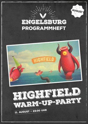 August Programm Engelsburg