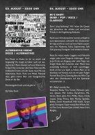 August Programm Engelsburg - Page 5