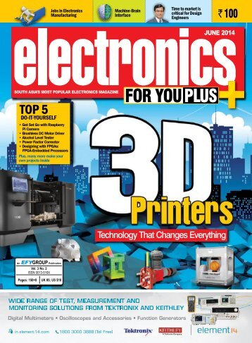 Electronics For You Plus - June 2014  IN