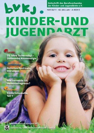 Berufsfragen - Kinder- und Jugendarzt