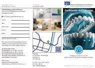 Fachkunde-DVT-Kursus