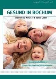 Gesund in Bochum 2009 - kvwl-consult