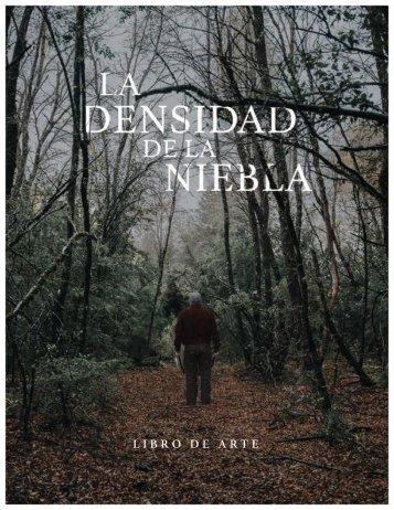 """Libro de Arte de """"La Densidad de la Niebla"""""""