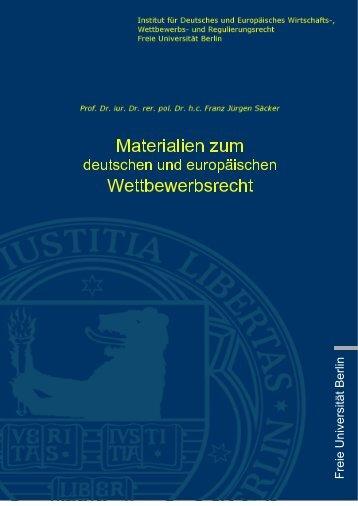 Untitled - Freie Universität Berlin