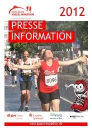 programm - Kassel Marathon